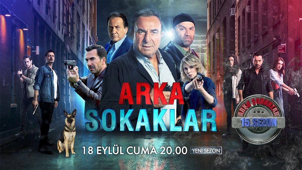Arka Sokaklar 15'inci sezona özel tanıtım! - Sayfa:1