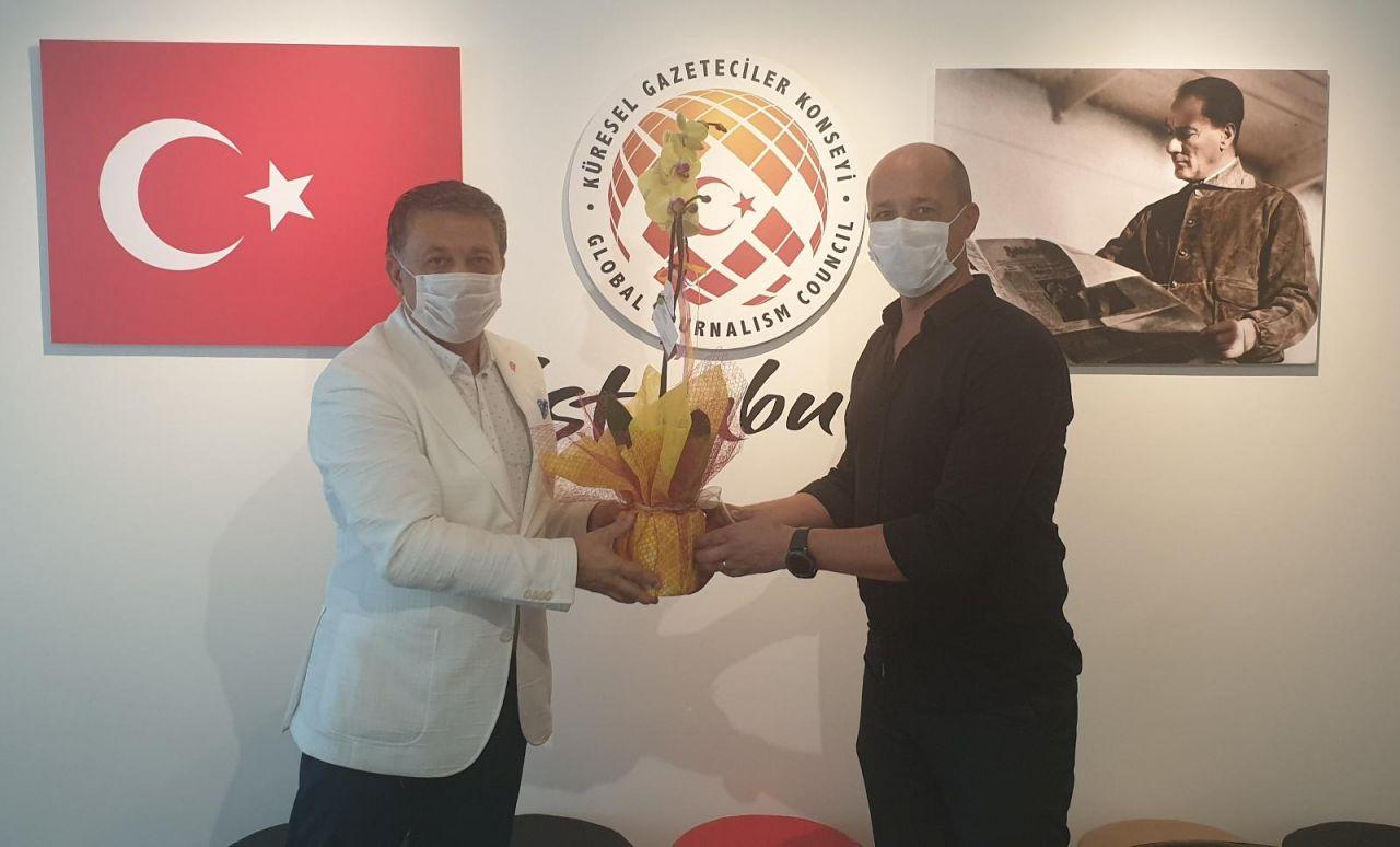 KGK İstanbul Ofisi küresel medyanın buluşma noktası - Sayfa:1