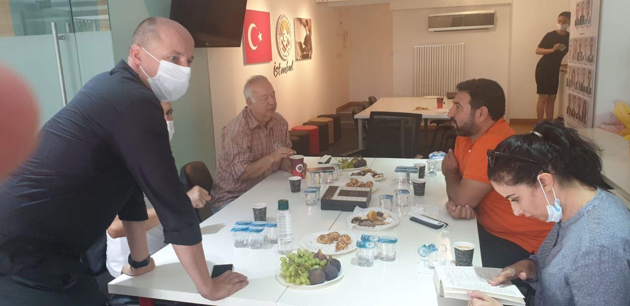 KGK İstanbul Ofisi küresel medyanın buluşma noktası - Sayfa:2