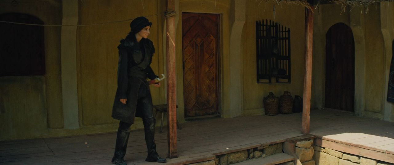 Deren Talu yeni rolü için erkek kılığında - Sayfa:2