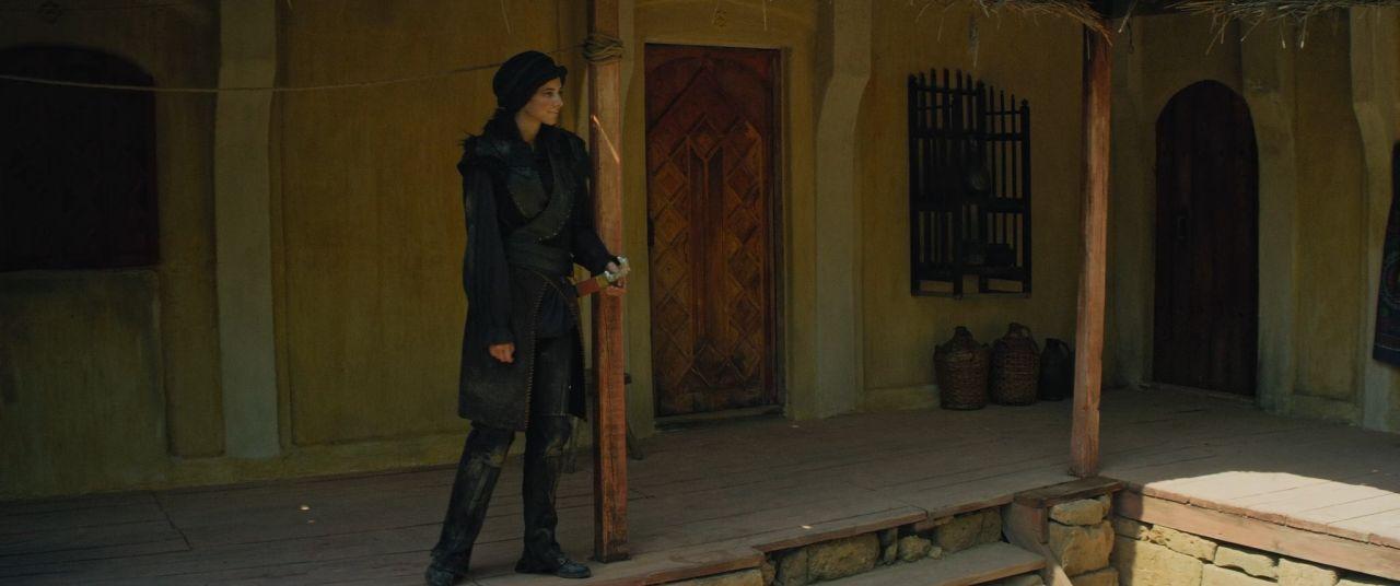 Deren Talu yeni rolü için erkek kılığında - Sayfa:3