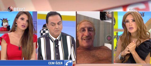 Skandalın ardından Cem Özer'in eşinden açıklama - Sayfa:1