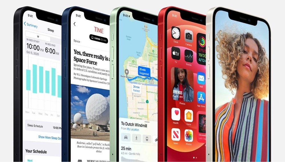 iPhone 12 tanıtıldı! İşte yeni iPhone'un özellikleri ve fiyatı - Sayfa:4