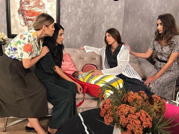 Yeni bir günlük dizi başlıyor: Acemi Anneler - Sayfa:3