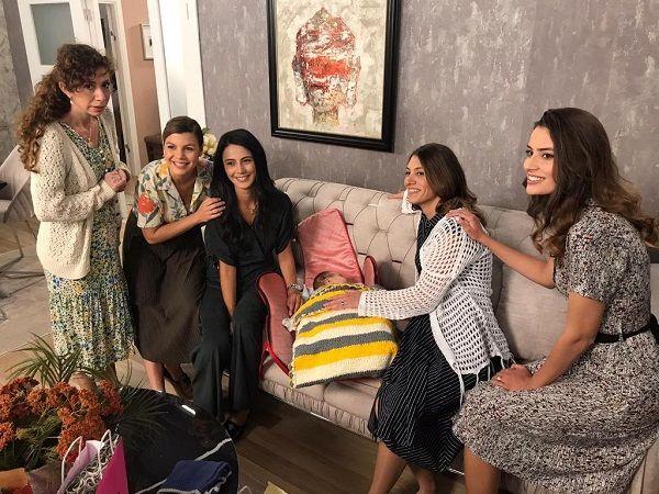 Yeni bir günlük dizi başlıyor: Acemi Anneler - Sayfa:4