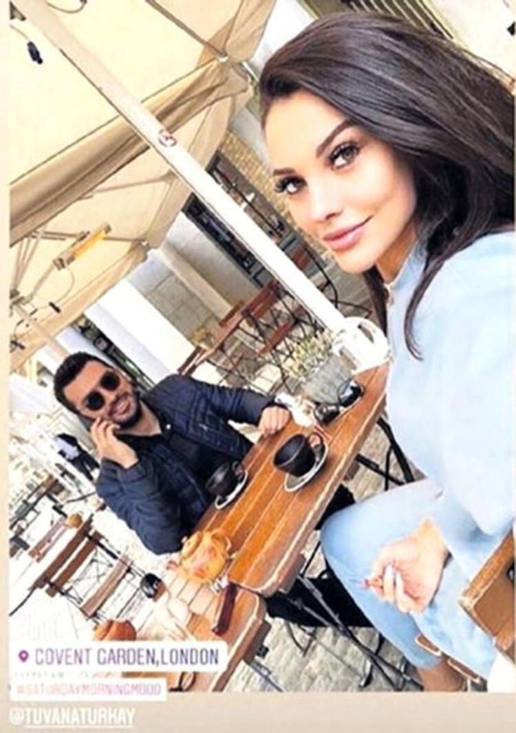 Tuvana Türkay'ın yeni sevgilisi ortaya çıktı - Sayfa:4
