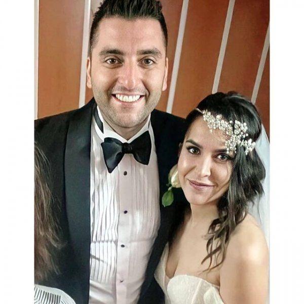 MasterChef Duygu, 'beni aldattı' dediği nişanlısıyla evlendi - Sayfa:1