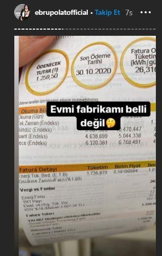 Faturaları paylaşan Ebru Polat isyan etti - Sayfa:2