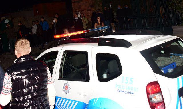 Polis mekanı bastı, Can Yaman arka kapıdan kaçtı - Sayfa:2