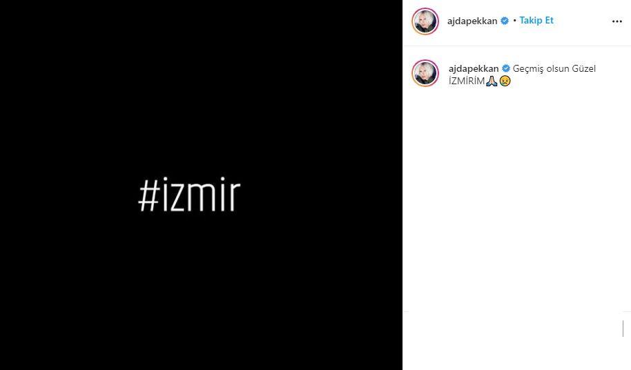 Ünlü isimlerden İzmir'e geçmiş olsun mesajları - Sayfa:5