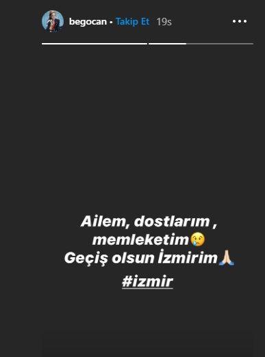 Ünlü isimlerden İzmir'e geçmiş olsun mesajları - Sayfa:6