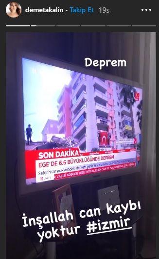Ünlü isimlerden İzmir'e geçmiş olsun mesajları - Sayfa:11