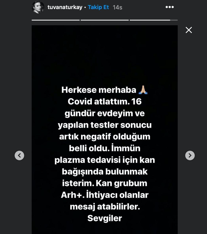 Tuvana Türkay'dan flaş açıklama: 'Corona'yı atlattım' - Sayfa:4