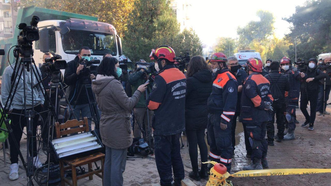 İzmir depreminde Elif mucizesi... 65 saat sonra kurtarıldı! - Sayfa:3