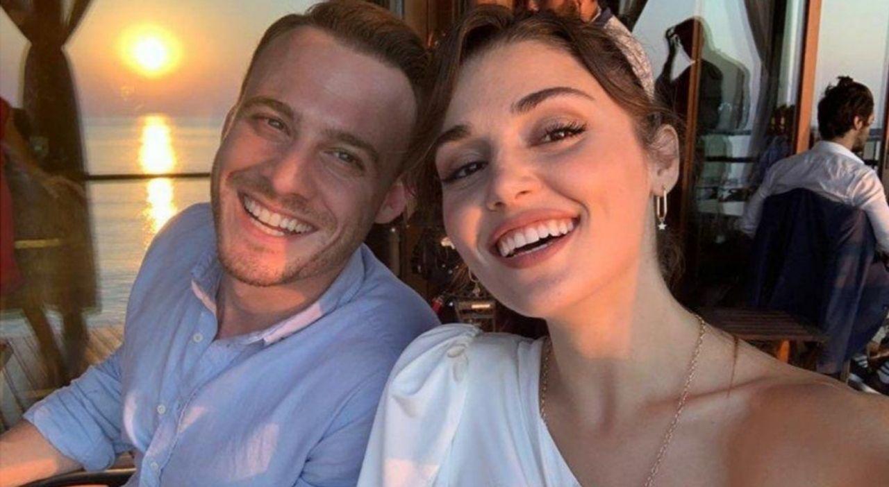 Hande Erçel ve Kerem Bürsin'den aşk açıklaması! - Sayfa:1