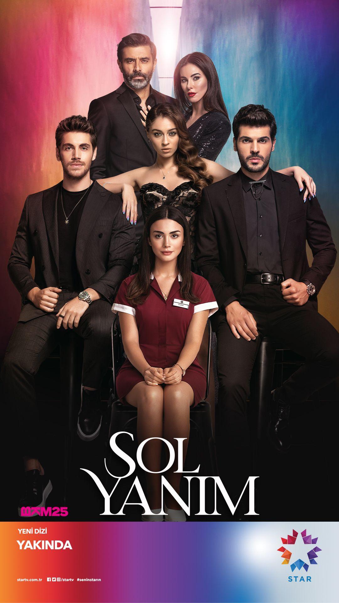 Sol Yanım dizisinin afişi yayınlandı - Sayfa:2
