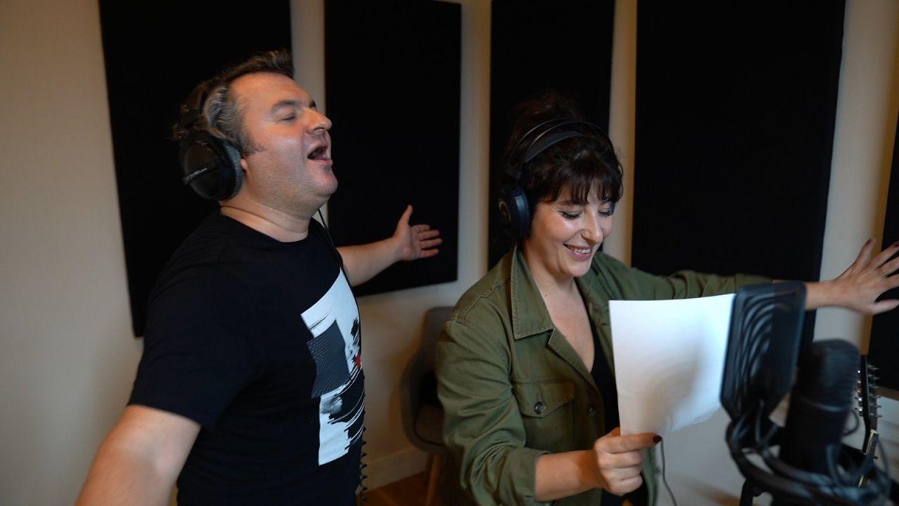 İyi Aile Babası için stüdyoya girdiler! - Sayfa:3