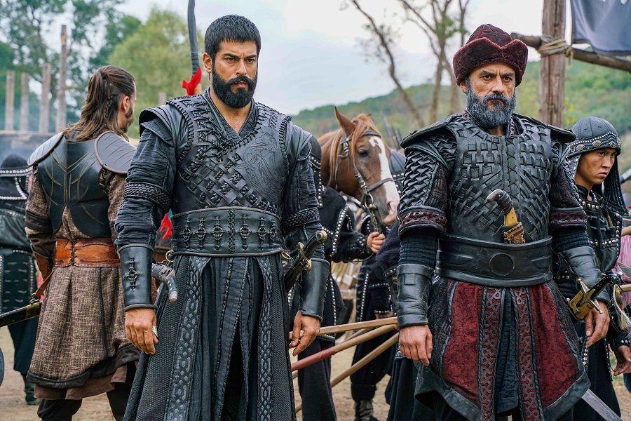Kuruluş Osman'ın Savcı Bey'i diziyle ilgili... - Sayfa:2
