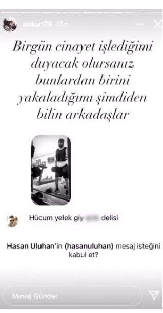 Mehmet Akif Alakurt'tan ölüm tehdidi! - Sayfa:4