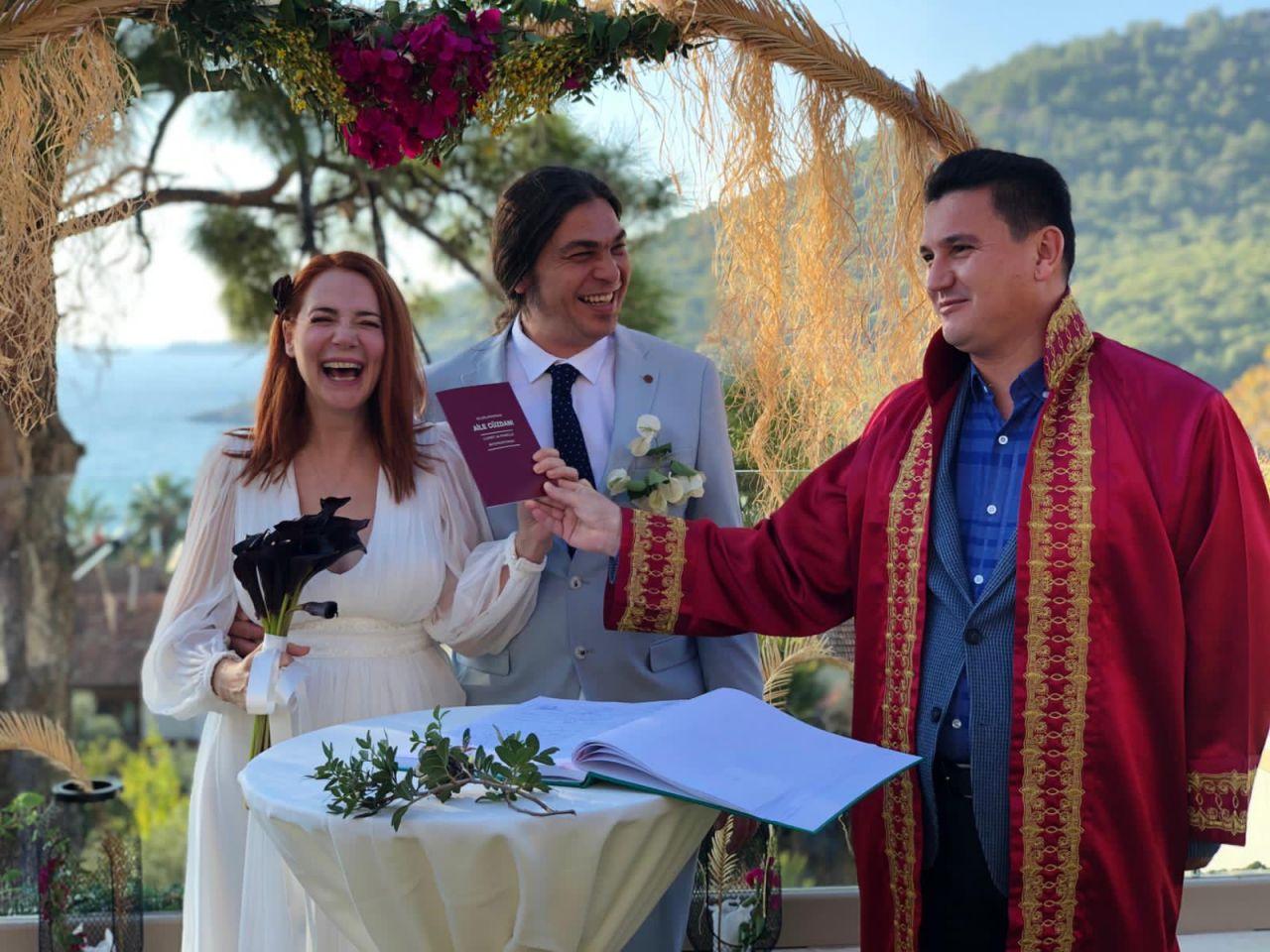 Aylin Aslım ile Utku Vargı evlendi - Sayfa:3
