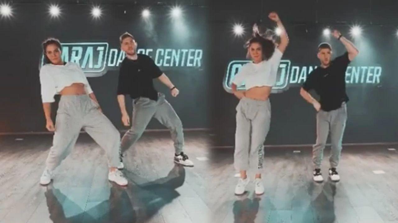 Demet Özdemir dans şovuyla sosyal medyayı salladı! - Sayfa:3