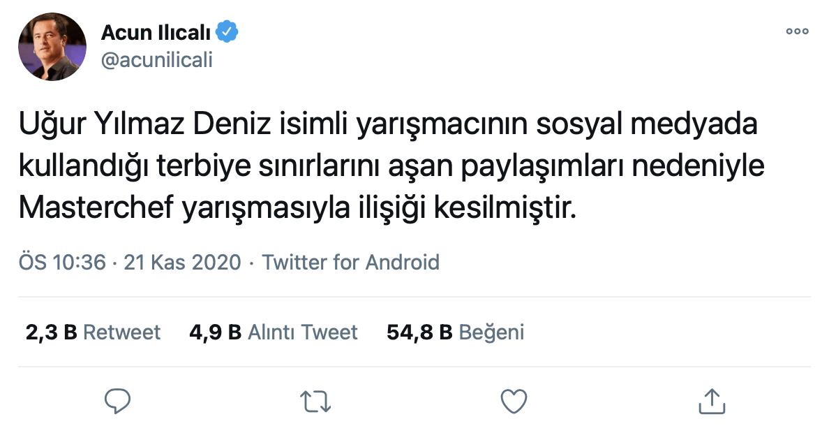 Acun Ilıcalı'dan flaş açıklama... MasterChef Türkiye'de diskalifiye şoku! - Sayfa:4