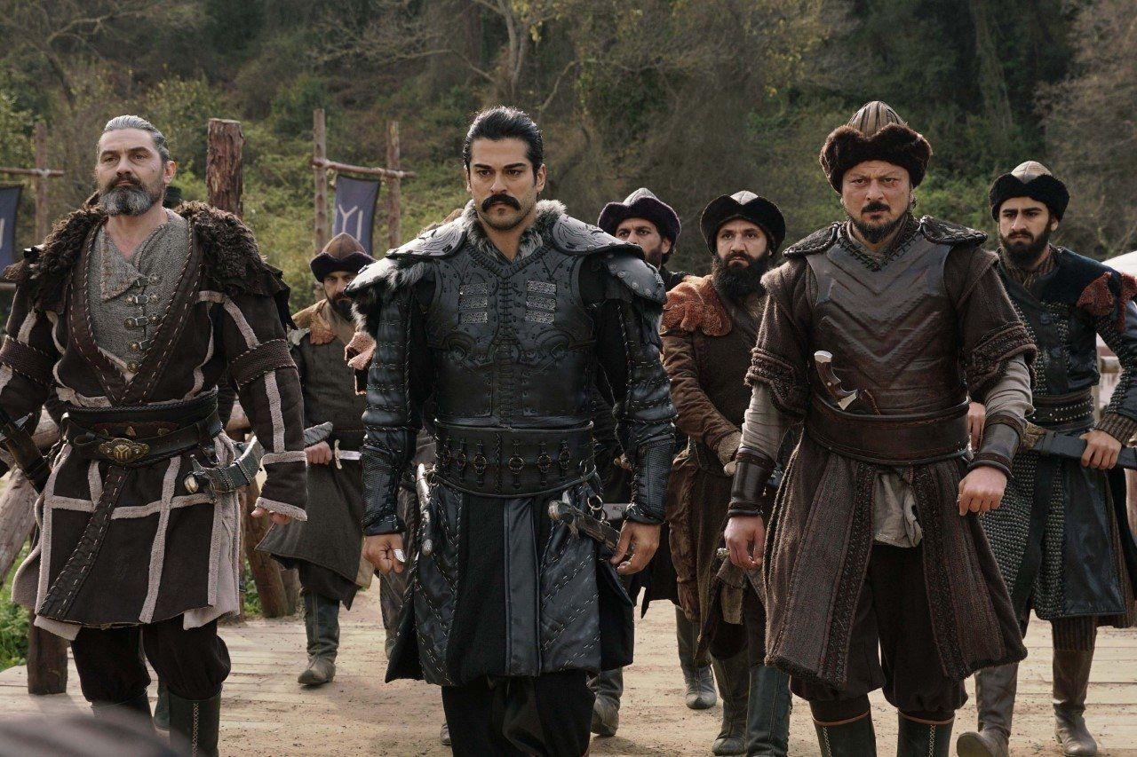 Türk dizisi, o ülkede en çok izlenen dizi oldu - Sayfa:1