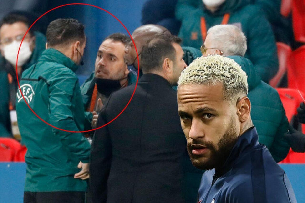 Şampiyonlar Ligi'nde utanç gecesi... PSG - Başakşehir maçında ırkçılık skandalı! - Sayfa:1