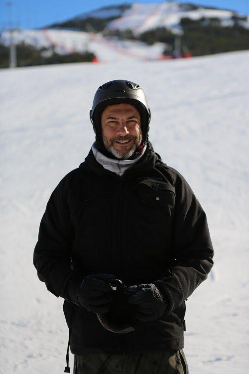 Barış Kılıç'ın ailesiyle kayak keyfi - Sayfa:3