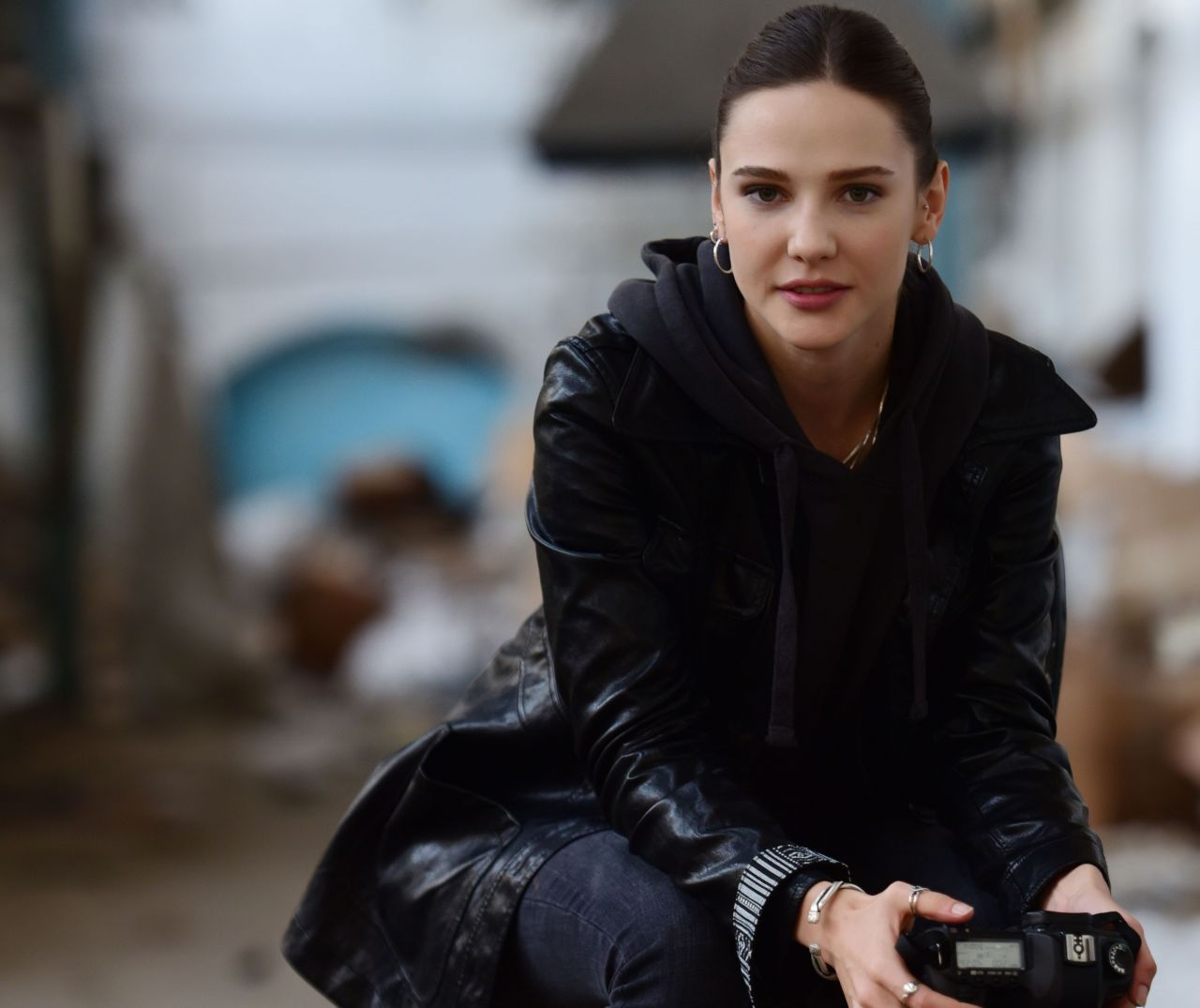 Alina Boz yeni dizisi Maraşlı'yı anlattı! - Sayfa:3