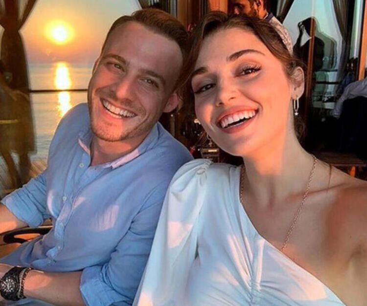 Aşk dedikodularını alevlendiren fotoğraf! Hande Erçel ve Kerem Bürsin'in pozu olay oldu - Sayfa:2