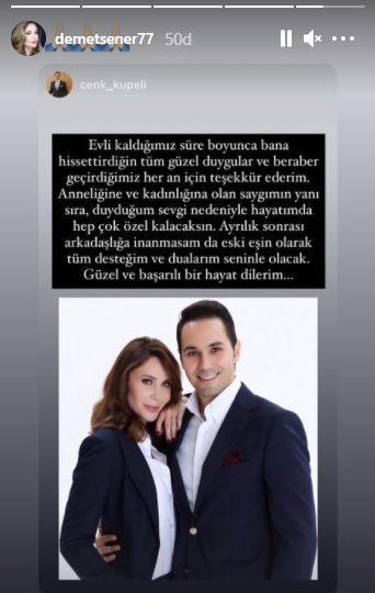 Demet Şener'le ayrılığın ardından flaş açıklama - Sayfa:4