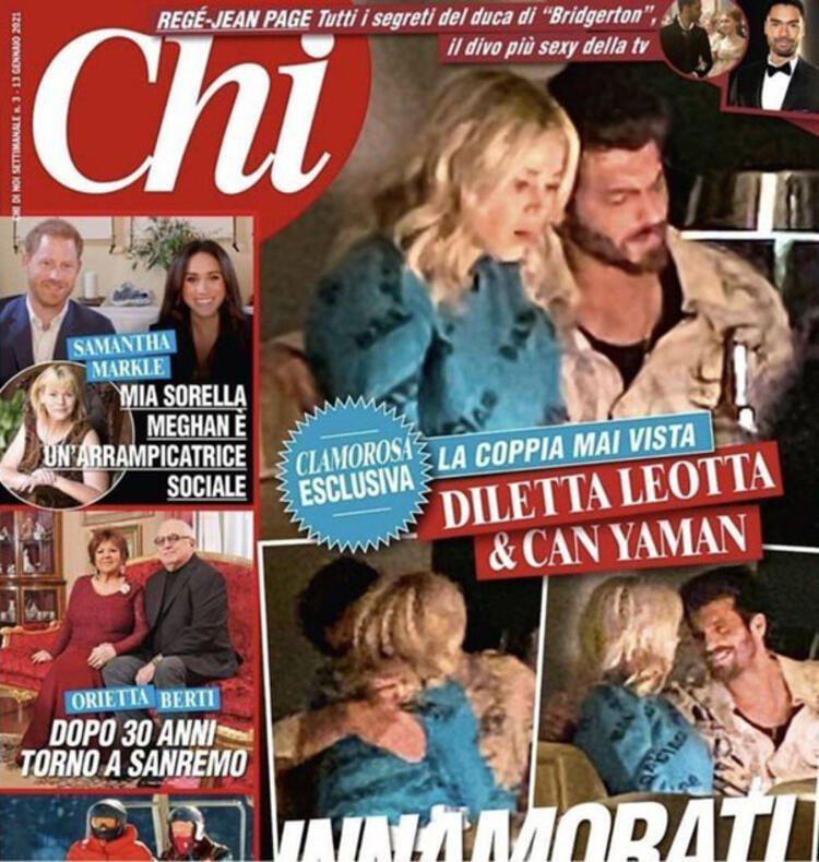 Diletta Leotta - Can Yaman aşkı için bomba iddia! - Sayfa:2