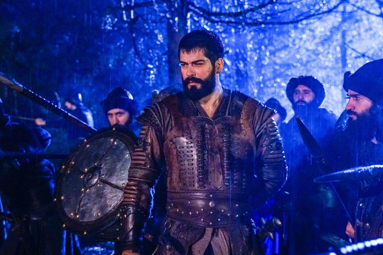 Kuruluş Osman yeni bölümden bir fragman daha: Osman Bey, Haçlı ittifakına kafa tutuyor! - Sayfa:1
