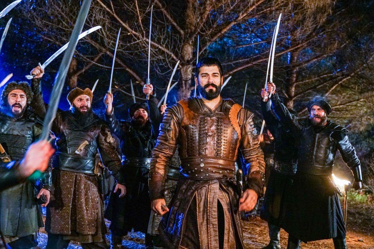 Kuruluş Osman yeni bölümden bir fragman daha: Osman Bey, Haçlı ittifakına kafa tutuyor! - Sayfa:3
