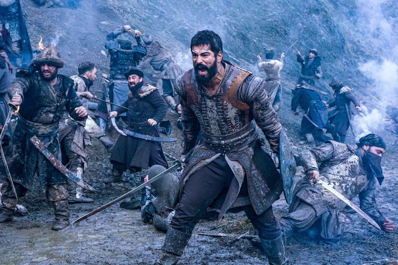 Kuruluş Osman yeni bölümden bir fragman daha: Osman Bey, Haçlı ittifakına kafa tutuyor! - Sayfa:4