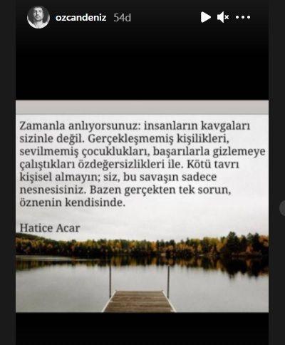 Özcan Deniz'den şiddet iddialarına cevap! - Sayfa:4