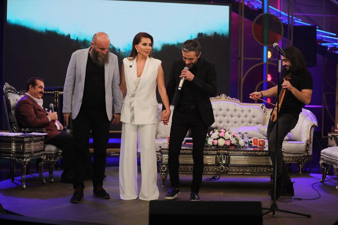 15 yıllık küslük İbo Show'da sona erdi! İbrahim Tatlıses ve Ebru Yaşar barıştı - Sayfa:2