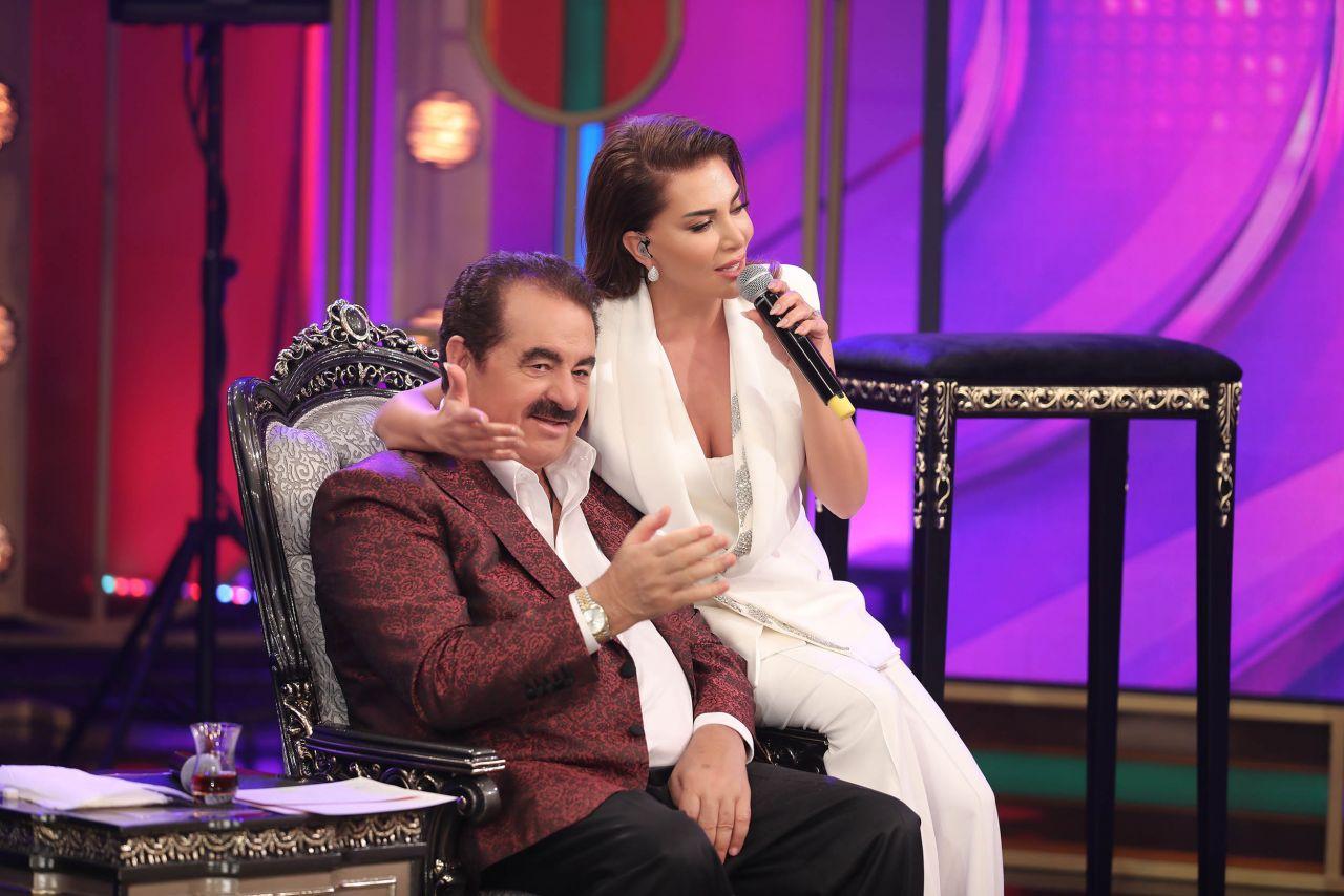 15 yıllık küslük İbo Show'da sona erdi! İbrahim Tatlıses ve Ebru Yaşar barıştı - Sayfa:3