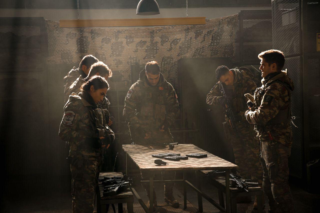 Savaşçı yeni sezon çekimleri başladı! Setten ilk kareler yayınlandı - Sayfa:1