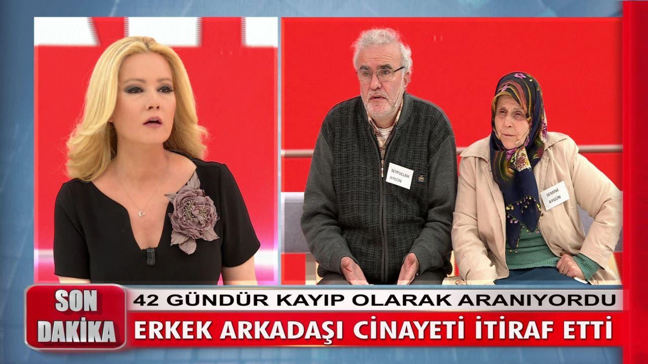Müge Anlı yayınına katılmıştı... Arzu Aygün cinayetini itiraf etti! - Sayfa:2