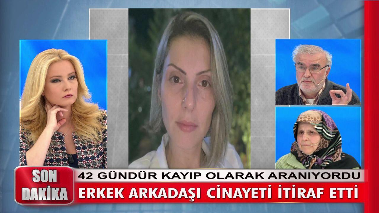 Müge Anlı yayınına katılmıştı... Arzu Aygün cinayetini itiraf etti! - Sayfa:3