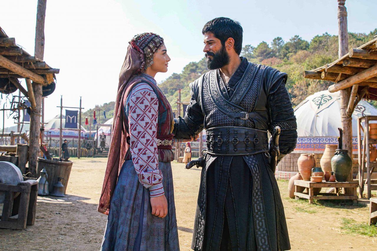 Genç oyuncu, Kuruluş Osman'a seçilmesini anlattı - Sayfa:1