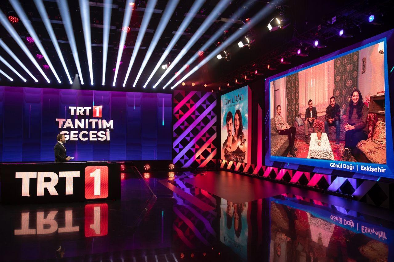 'TRT 1 Tanıtım Gecesi'nde değişim seyircinin beğenisine sunuldu - Sayfa:2