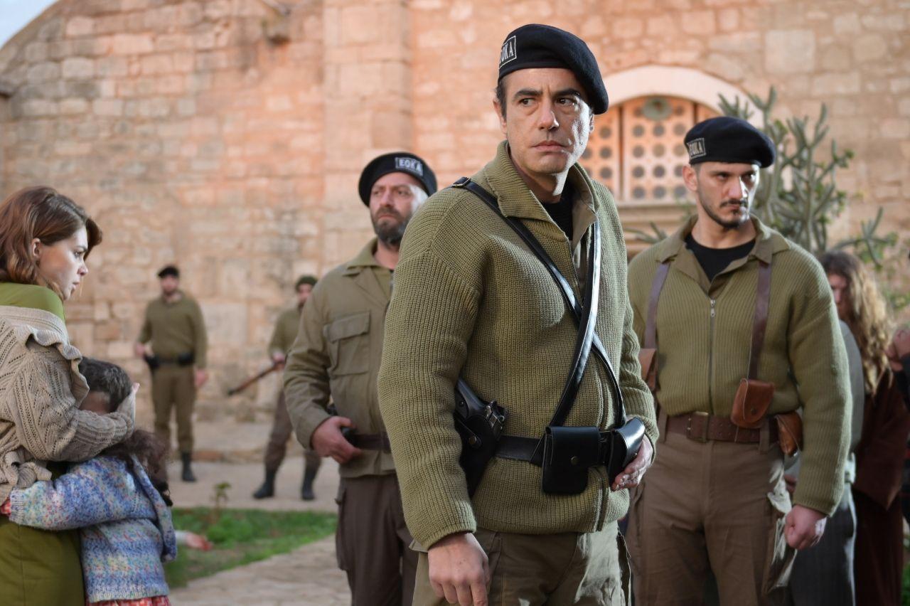 Bir Zamanlar Kıbrıs dizisinden ilk kareler geldi! - Sayfa:1