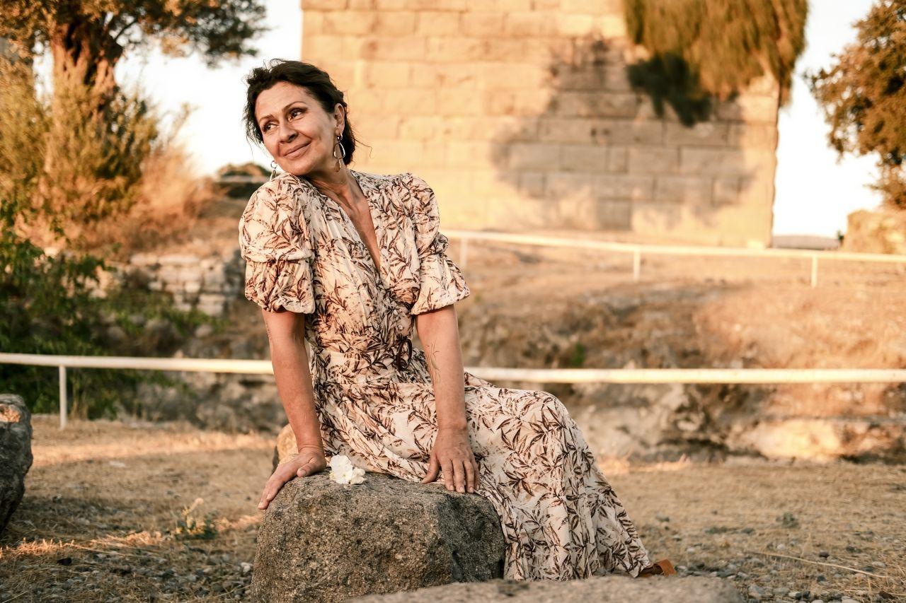 Ünlü oyuncu Gonca Cilasun, MedyaTava'nın sorularını yanıtladı: 'Sefirin Kızı artık bambaşka bir hikaye...' - Sayfa:2