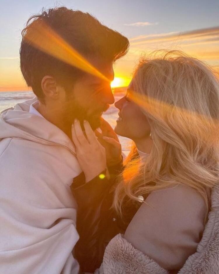 Can Yaman ve Diletta Leotta çiftinden aşk pozu - Sayfa:3
