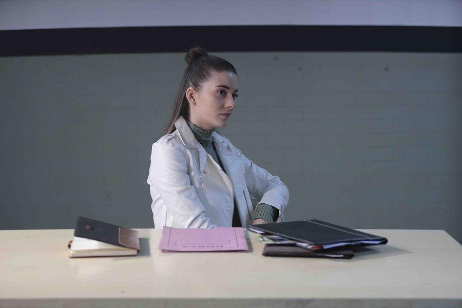 Akrep'in genç oyuncusu: Aptallıktan hoşlanmam - Sayfa:1