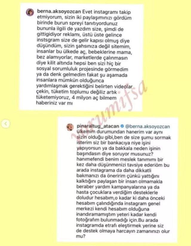 Pınar Altuğ'dan'4 milyon aç' yorumuna cevap - Sayfa:5