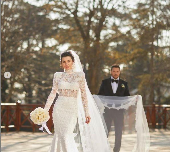 Burcu Kıratlı ile Sinan Akçıl yeniden evlendi - Sayfa:3